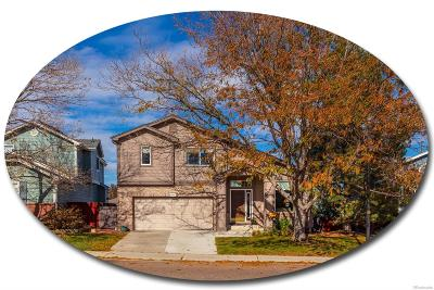 Highlands Ranch Single Family Home Active: 5260 Morning Glory Place