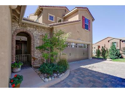 Highlands Ranch CO Condo/Townhouse Active: $515,000