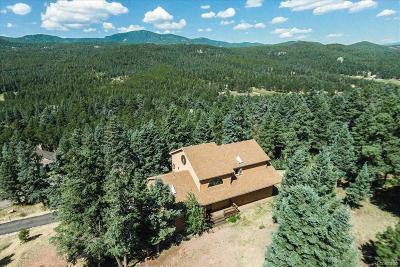 Evergreen Single Family Home Under Contract: 28381 Bonanza Drive
