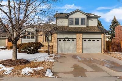 Centennial Single Family Home Under Contract: 16555 East Berry Place