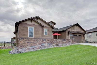 Arvada Single Family Home Active: 9548 Lupine Way