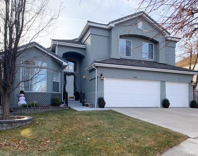 Littleton CO Single Family Home Active: $625,000