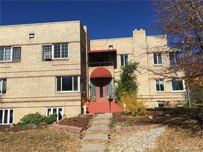 Cherry Creek, Cherry Creek East, Cherry Creek North, Cherry Creek South, Clayton Lane Condo/Townhouse Active: 3905 East 2nd Avenue #4