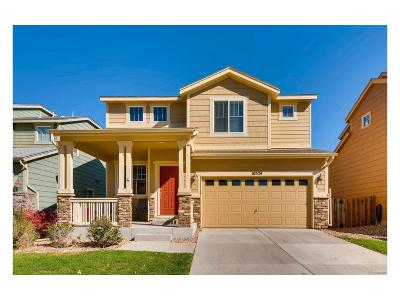 Commerce City Single Family Home Active: 10524 Salem Court