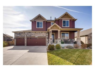 Brighton Single Family Home Under Contract: 7952 East 123rd Place
