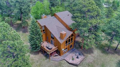 Golden, Lakewood, Arvada, Evergreen, Morrison Single Family Home Under Contract: 72 West Ranch Trail