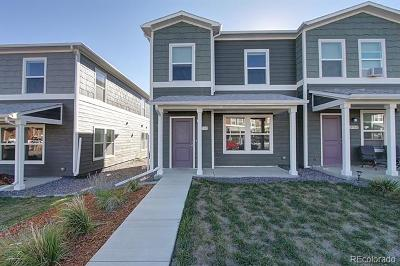 Denver Condo/Townhouse Active: 3700 South Knox Court #Style C