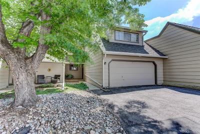 Littleton Condo/Townhouse Active: 10431 Red Mountain
