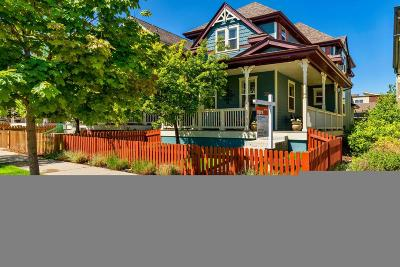 Denver Single Family Home Under Contract: 3433 Wabash Street