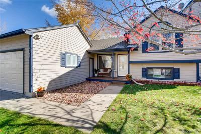 Arvada Single Family Home Active: 6280 Zinnia Street