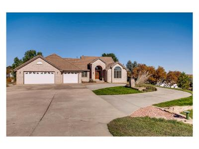 Castle Rock Single Family Home Active: 431 West Oakwood Lane