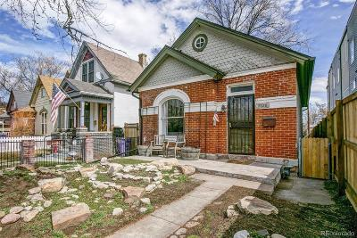 Single Family Home Sold: 2628 Clay Street