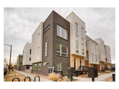 Denver Condo/Townhouse Under Contract: 3425 Larimer Street #101