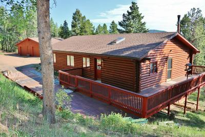 Conifer Single Family Home Active: 25058 Red Cloud Drive