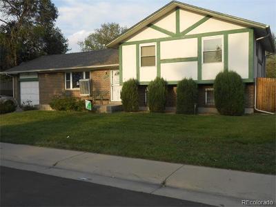 Denver CO Single Family Home Active: $295,000