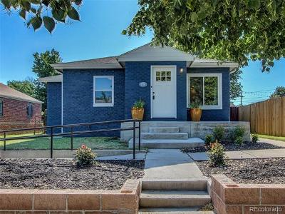 Single Family Home Active: 3730 North Vine Street