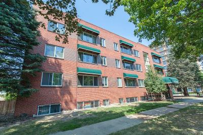 Denver Condo/Townhouse Active: 85 North Grant Street #37
