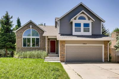 Westminster Single Family Home Active: 3864 West 98th Place