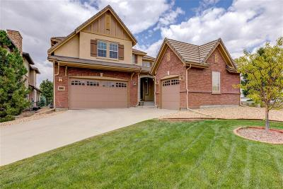 Highlands Ranch Single Family Home Active: 10410 Willowwisp Way