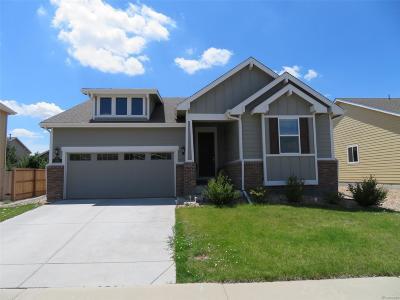 Dacono Single Family Home Under Contract: 700 Stonehaven Street