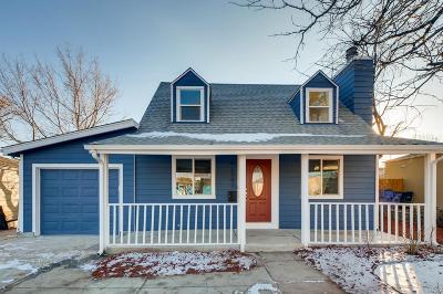 Denver Single Family Home Active: 1790 West 51st Avenue