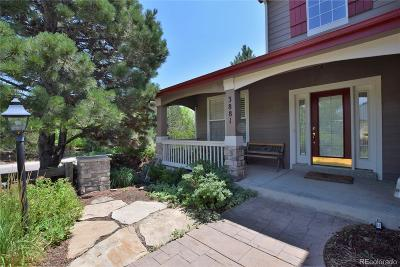 Highlands Ranch Single Family Home Active: 3881 Mallard Street