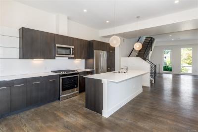 Condo/Townhouse Under Contract: 4391 Zuni Street