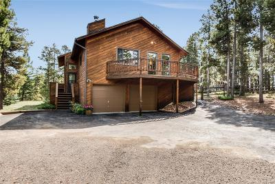 Conifer Single Family Home Under Contract: 29460 Thunderbolt Circle