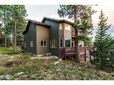 Evergreen Single Family Home Active: 1376 Gold Mine Lane