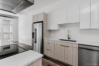 Denver Condo/Townhouse Active: 3198 Blake Street #207