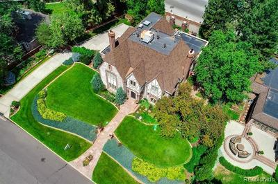 Denver Country Club Single Family Home Active: 530 Circle Drive