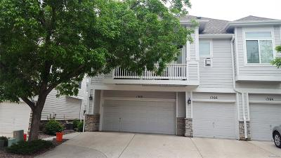 Highlands Ranch Condo/Townhouse Under Contract: 1368 Carlyle Park Circle