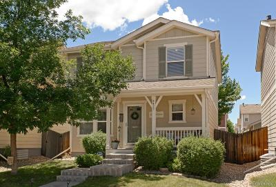 Littleton Single Family Home Under Contract: 4437 South Independence Street