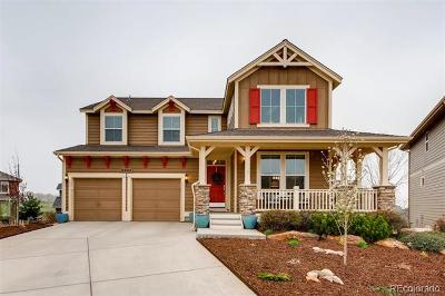 The Meadows Single Family Home Under Contract: 3543 Tribute Place