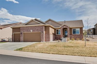 Castle Rock Single Family Home Active: 2526 Northview Place
