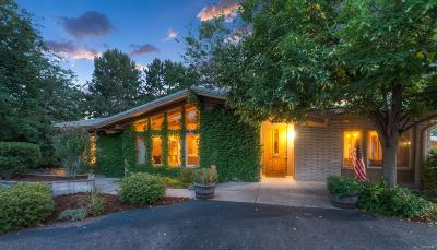 Huntington Estates Single Family Home Under Contract: 9192 East Evans Way