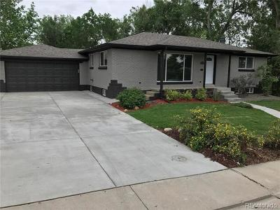 Arvada Single Family Home Active: 9425 West 54th Place