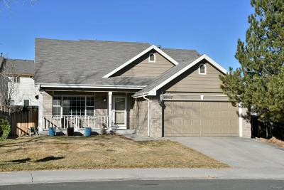 Northglenn Single Family Home Active: 10627 Adams Street