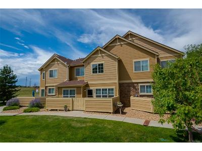 Castle Rock Condo/Townhouse Under Contract: 2695 Cutters Circle #105