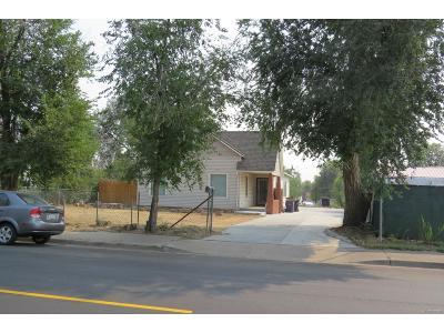Denver Single Family Home Active: 2052 South Zuni Street
