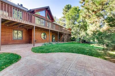 Parker Single Family Home Under Contract: 6395 Donner Circle