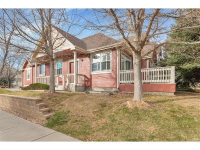 Lafayette Condo/Townhouse Under Contract: 539 Wild Ridge Lane