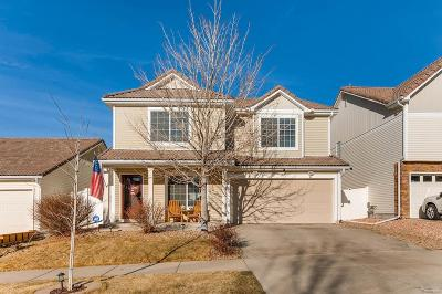 Denver Single Family Home Active: 5557 Himalaya Road