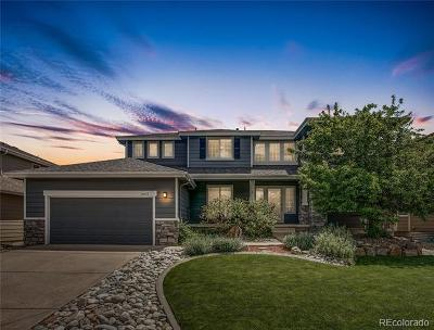 Highlands Ranch Single Family Home Active: 10052 Matthew Lane
