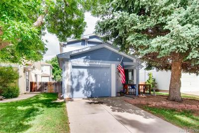 Westminster Single Family Home Under Contract: 9384 Gray Court