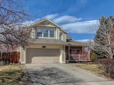 Arvada Single Family Home Active: 6317 Holman Street