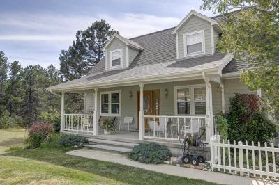 Deer Trail Single Family Home Under Contract: 23222 Emerald Trail