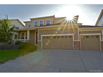 Littleton Single Family Home Active: 4384 South Hoyt Street