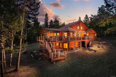 Conifer Single Family Home Under Contract: 9590 South Warhawk Road