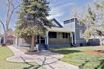 Denver Single Family Home Active: 4041 Lowell Boulevard
